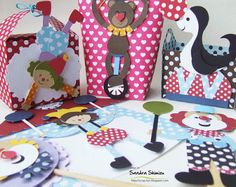 fun-ideas handmade: Aula Circo