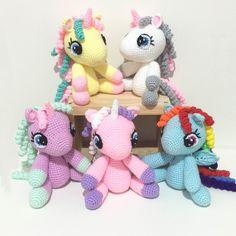 Custom Made Baby Unicorn