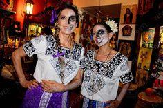 Colorido, música y tradición en la octava edición del Festival de vida y muerte de Xcaret. #FestivalVidayMuerte