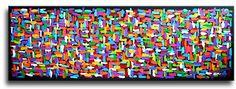 Schilderij True Colors