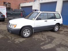 Check out this 2002 Subaru Forester L Only 102k miles. Guaranteed Credit Approval or the vehicle is free!!! Call us: (203) 730-9296 for an EZ Approval.$7,995.00.