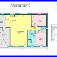Plan De Maison Gratuits Plan De Maison Gratuit Plan Maison