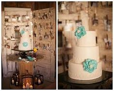 Google Image Result for http://rusticweddingchic.com/wp-content/uploads/2012/11/blue-white-wedding-cake.jpg