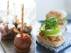 Fritters to Sandwiches: A Selection of Fall Apple Recipes Guest Post from Jennifer Bartoli of Chocolate Shavings