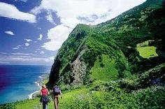 Walkin in Azores, Portugal