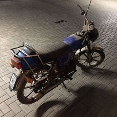 Verkaufe Rixe Moped aus erster Hand ,ich hatte sie nicht angemeldet. Wurde das letzte mal 2000...,Rixe 50ccm Moped Mokick Kult Moped in Baden-Württemberg - Wolpertswende
