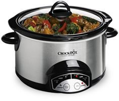 Crockpots are a MUST for busy moms!