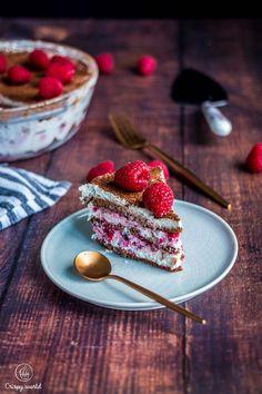 Tiramisu, Yum Yum, Strawberry, Sweets, Fruit, Recipes, Food, Basket, Gummi Candy