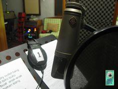 Home Recording Studio with Neumann & AKG Digital Audio, Recording Studio, Tv On The Radio, Rec Rooms, Music Studios
