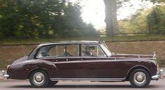 VIN Limousine Lady Norfolk by Mulliner Park Ward with extended rear-quarterlight for H. Classic Motors, Classic Cars, Posh Cars, Classic Rolls Royce, Rolls Royce Phantom, Dream Machine, Queen Elizabeth Ii, Norfolk