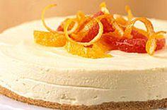 No-Bake Citrus Cheesecake Recipe - Kraft Canada
