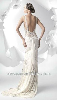 open back wedding dresses - Google Search