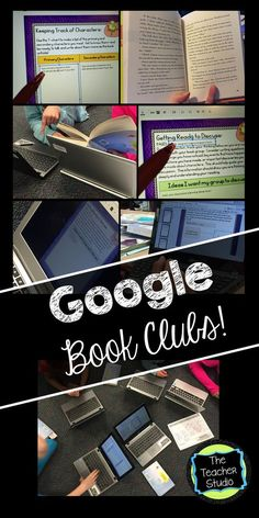 Barb - This resource changed my book clubs! If you are a classroom or even have access to a number of devices, you may LOVE to use the flexibility of technology when planning YOUR next book clubs! Check it out and see! Google Classroom, School Classroom, Classroom Ideas, Classroom Activities, Classroom Organization, 6th Grade Reading, Middle School Reading, Readers Notebook, Readers Workshop