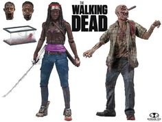 Michonne Walking Dead TV Action Figure