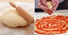 Vykašlete se na donášku: Toto těsto na pizzu nemá konkurenci, je tak úžasné, že dělám pizzu i návštěvám místo chlebíčků!