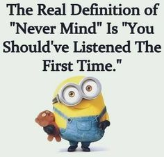 Funny Minions sarcastic # Humor zitate Collection of 20 Popular Funny Minions Memes Funny True Quotes, Sarcastic Quotes, Jokes Quotes, Cute Quotes, Crazy Quotes, Funny Sarcastic, Funny Picture Quotes, Funny Minion Pictures, Funny Minion Memes
