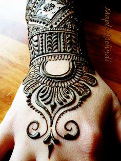 henna hand - Google Search
