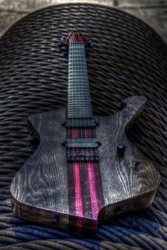 7-string Iceman...beauty beyond compair #IbanezGuitars