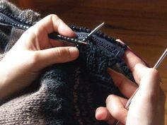 Tangled Twine: Knitt