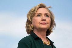<b>Hillary Clinton</b> Hillary Clinton gazes pensively into the…