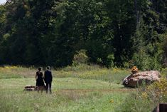 The Obamas visit the Flight 93 crash site on the 10th anniversary of the September 11 terrorist attacks.