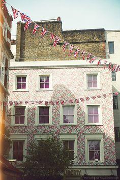 Liberty of London headquarters