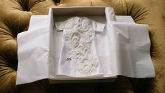 """The Today Show featured """"NICU Helping Hands,"""" the organization that turns wedding gowns into handmade """"angel"""" gowns. Because of so much interest (and so many donations), the org is now expanding across the country."""