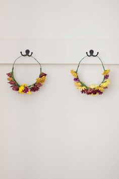 How to make a fresh flower crown!