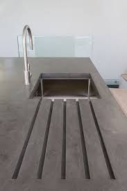 Resultado de imagen para concrete kitchen design
