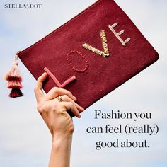 Stella & Dot has clothes? Stella And Dot Jewelry, Brand Ambassador, Other Accessories, Girls Night, Vegan Leather, Dots, Colours, Feelings, My Style