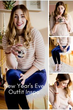 nye outfit inspiration | new year's eve holiday party outfit idea | what to wear for new year's party | velvet leggings outfit