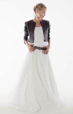 Orlane Herbin wedding dress - dress Morrison - LaFianceeduPanda.com