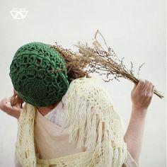 diEnes / bazeltma- crochet hat