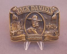 1989 Jack Daniel's belt buckle by Arroyo Grande available at our eBay store! $30