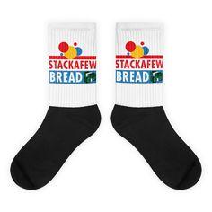 STACK.A.FEW BREAD SOCKS