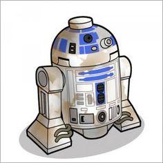 Star Wars Lego: R2D2