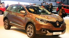 Renault Kadjar Release Date UK