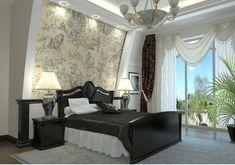 Fantastisch Schlafzimmer Ideen Schwarzes Bett