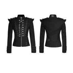 Uniform Military-Jacke Reloaded
