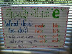 Life in First Grade: Community Workers, Sneaky e, and Nonsense Words on TPT