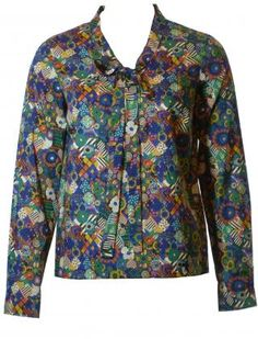 Avoca Carly Pussy Bow Blouse collide