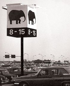 Elephant part of Animal Icon System by Burton Kramer Expo 67 Montreal, Montreal Ville, Identity Art, Expo 2015, World's Fair, Visual Communication, Canada, Animals For Kids, Graphic Design Art