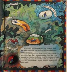Maps In Children's Books - Slap Happy Larry Kathryn Lasky, Snow Pony, Gregory Maguire, Snow Dragon, Patrick Rothfuss, Ancient Myths, Fellowship Of The Ring, Chronicles Of Narnia, Fantasy Books