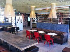 Le McDonald's de Tournus est l'endroit idéal pour passer un moment convivial à plusieurs, et profiter d'une cuisine rapide et savoureuse. Source image: McDonald's Tournus