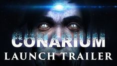 Lovecraftian game 'Conarium' is coming on June 6th. Watch the brand new trailer here. Lose your mind.