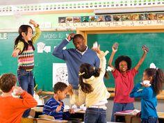 Positive, Not Punitive, Classroom-Management Tips | Edutopia