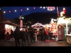 Christmas Market in Cochem in Moselle Valley in Germany - Christmas markets