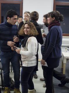 Ausstellung - Zakwan Khellow (Syrien): Schmerz und Hoffnung http://poege-haus.de/veranstaltungsliste.html?day=20150130