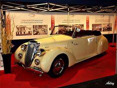 Auto mitiche: Lancia Aprilia Cabriolet Pininfarina - 1946