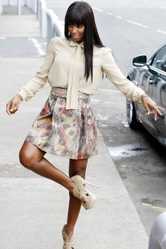kelly rowland style | Kelly Rowland's Sweet X-factor Style | Style Fest  Yasssss!!!
